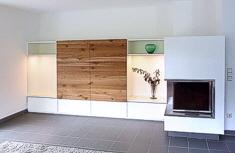 Hobel span die massivholzschreiner aus mittelfranken for Komplette wohnzimmereinrichtung
